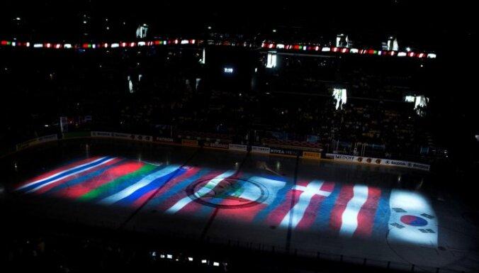 IIHF par pasaules čempionāta likteni lems otrdien