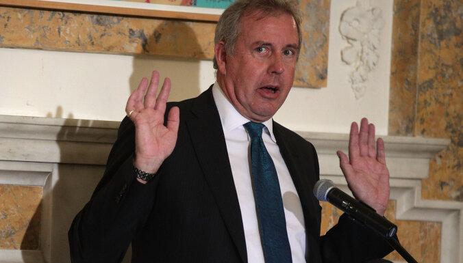 Посол Британии в США подал в отставку после скандала с критикой администрации Трампа