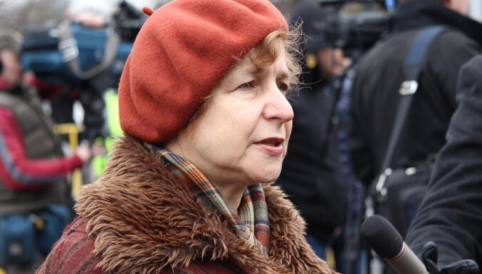 Расначс потребовал арестовать депутата ЕП Татьяну Жданок