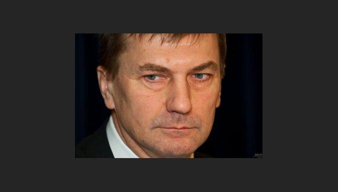 Ansips: Igaunijai ir priekšrocības, salīdzinot ar citām valstīm