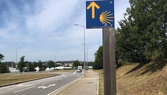 """""""Боль тебя не определяет"""": Как cтудентка из Вильнюса преодолела 270 километров пешком по Португалии и Испании"""