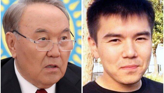 Nazarbajeva mazdēls Aisultans lūdz patvērumu Lielbritānijā