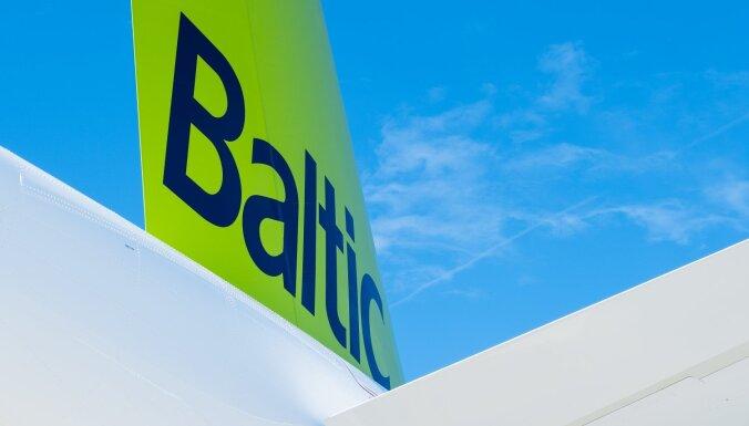 Инциденты в небе: airBaltic тоже начала проверку двигателей Airbus A220