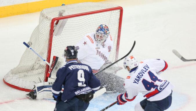 Dynamo Minsk - SKA, KHL