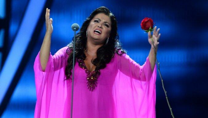 Foto: 'Jaunajā vilnī' mirdz operas zvaigznes