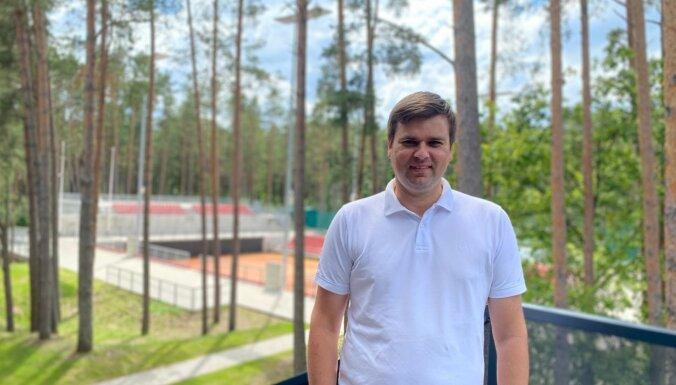 Par Latvijas Tenisa savienības ģenerālsekretāru apstiprināts Zasjadko