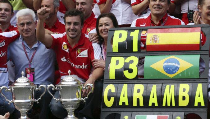 Алонсо ждал победы в Барселоне долгих семь лет