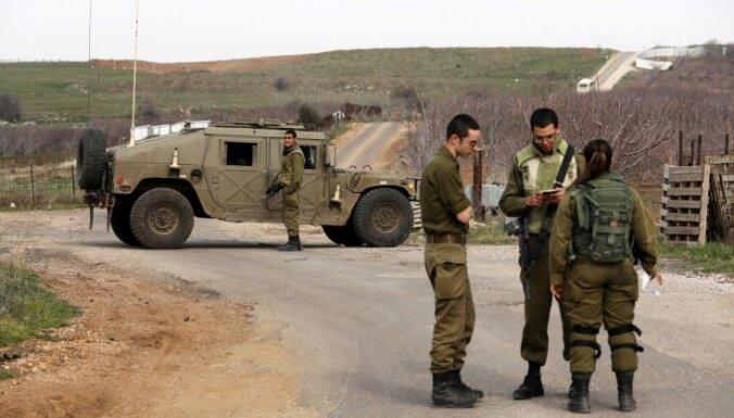 Израиль увеличил число танков и артиллерии на границе с Сирией