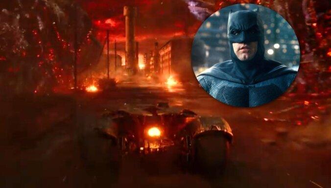 Jaunajā supervaroņu grāvējā redzamas ainas no Skrundas militārās pilsētiņas
