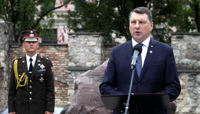 Вейонис: Россия может использовать инцидент с ракетой в Эстонии, чтобы выставить НАТО угрозой