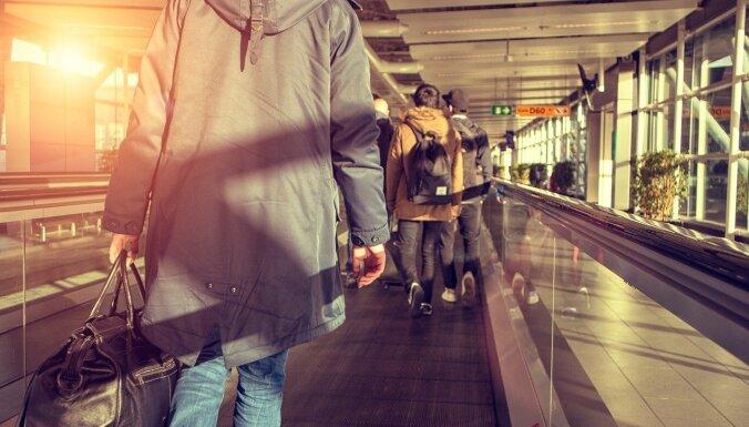 Vācija nosaka karantīnu ceļotājiem no Lielbritānijas