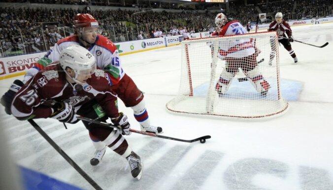 Rīgas Dinamo - Maskavas CSKA