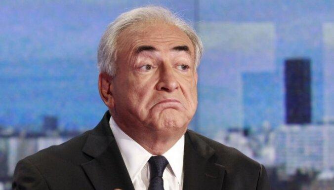 """Авдокат: Стросс-Кан не виновен, он """"простой свингер"""""""
