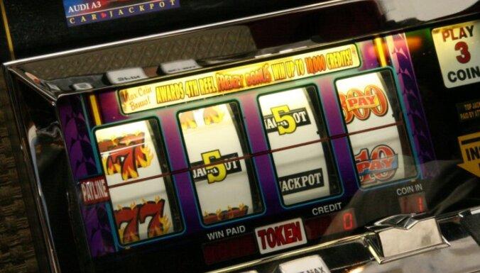 Pēc ārkārtējās situācijas beigām darbu atsākt varēs arī azartspēļu uzņēmumi