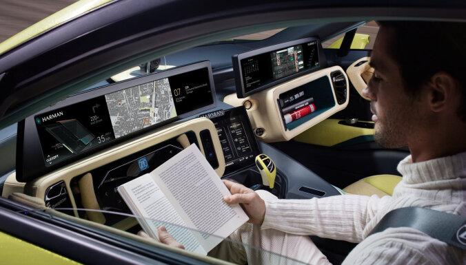 10 neizbēgamas iezīmes nākotnes automobiļos