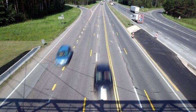 Ремонт на Юрмальском шоссе: с понедельника меняется организация движения (КАРТА)