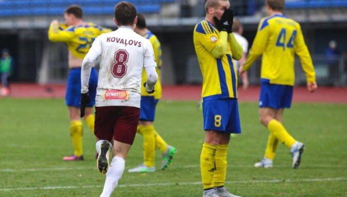 FK Ventspils - Jelgava