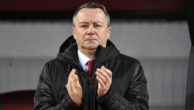 Stojanovičs: uzvara Latvijas izlasei bija ļoti nepieciešama