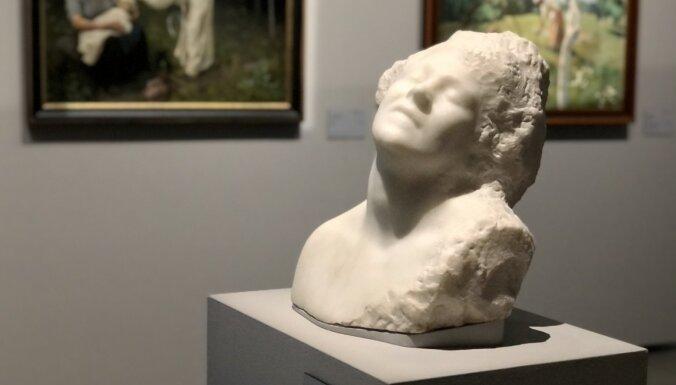 LTV jaunā filmā piedāvās pieredzēt izstādi par simbolismu Baltijas valstu mākslā