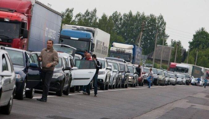 СГД на три дня закроет пропускной пункт на границе с Белоруссией