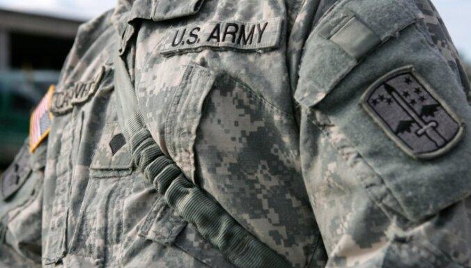 США хотят более чем на четверть сократить число своих военных в Германии
