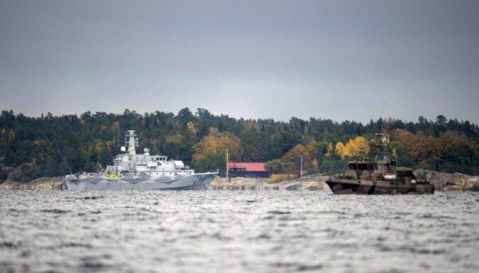 "Швеция прекратила поиски ""неуловимой подлодки"""