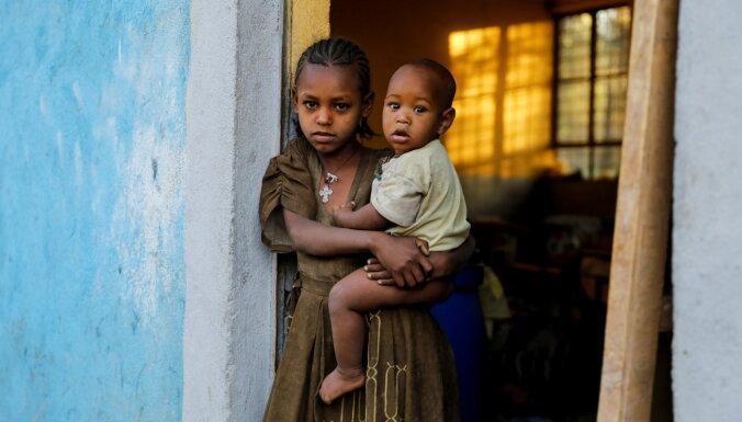 Etiopijā vadošu politisku spēku pasludina par teroristu organizāciju