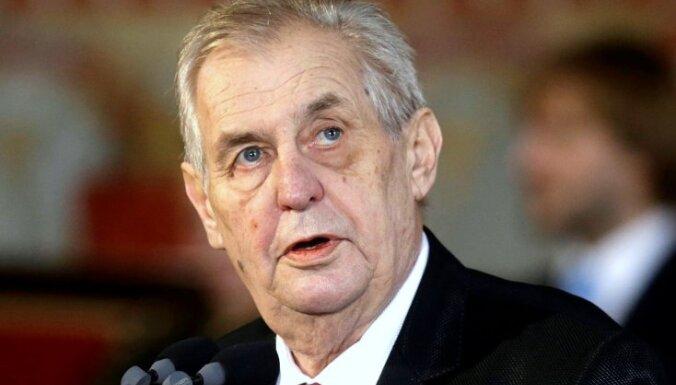 Zemans vizītē Serbijā paziņo, ka viņam nepatīk Kosova