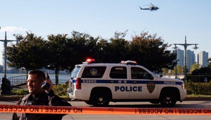 ФОТО. Теракт в Нижнем Манхэттене: убиты несколько человек