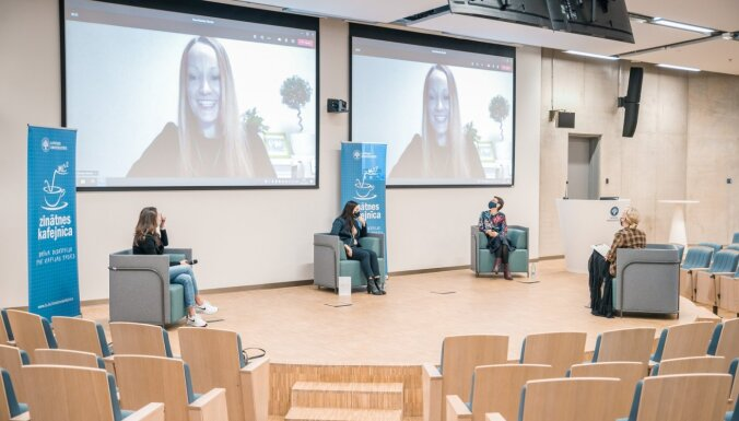 Pašaizliedzīgas un aizrautīgas – 'Zinātnes kafejnīcas' diskusija ar Latvijas spējīgākajām zinātniecēm