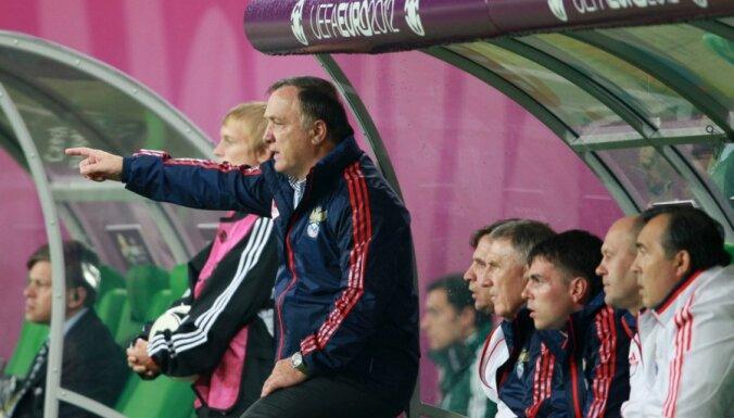 Адвокат был самым высокооплачиваемым тренером на ЕВРО-2012