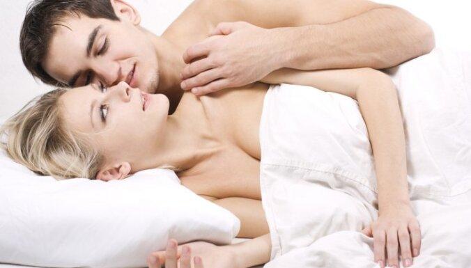 Своей сексуальной жизнью удовлетворено все больше латвийцев