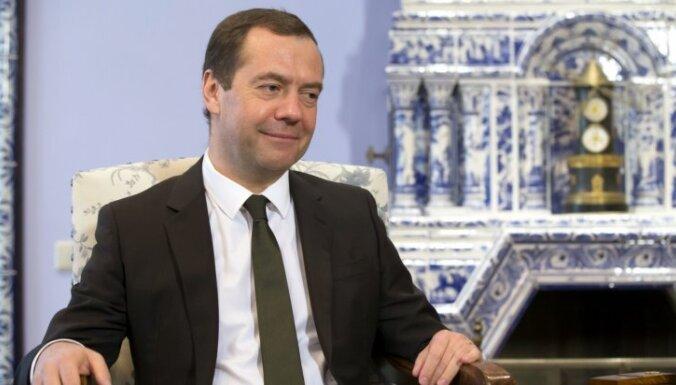 МВД РФ не нашло фактов коррупции в расследовании Навального о Медведеве