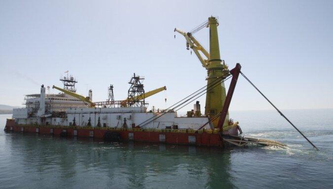 Грузия отпустила российское судно после выплаты штрафа