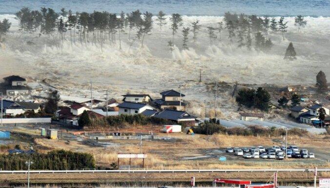Японский мусор размером с Калифорнию движется к Гавайям