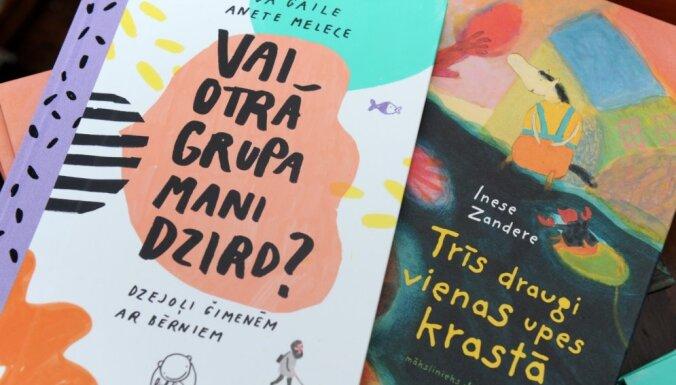 'Liels un mazs' nominēta starptautiskai balvai 'Gada labākais bērnu grāmatu izdevējs'