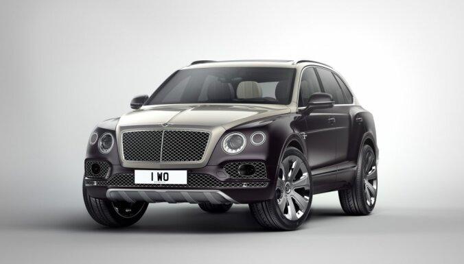 Bentley, Maybach, BMW: топ самых дорогих новых автомобилей, купленных бизнесменами в Латвии