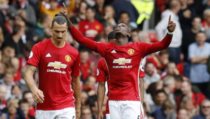 Manchester United, Paul Pogba, Zlatan Ibrahimovich