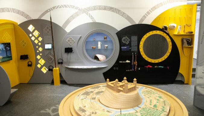 Šauļos izveidots inovatīvs baltu kultūras un tūrisma popularizēšanas centrs 'Baltu ceļš'