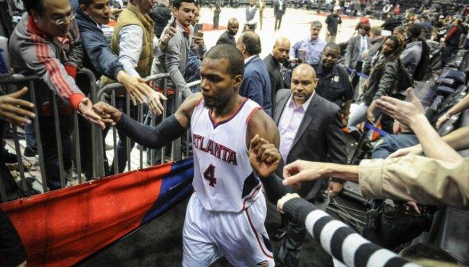 NBA Zvaigžņu spēlē piedalīsies trīs 'Hawks' basketbolisti