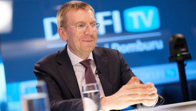 Советник Ринкевича уверяет, что тот не обсуждал с Вейонисом свою номинацию в премьеры