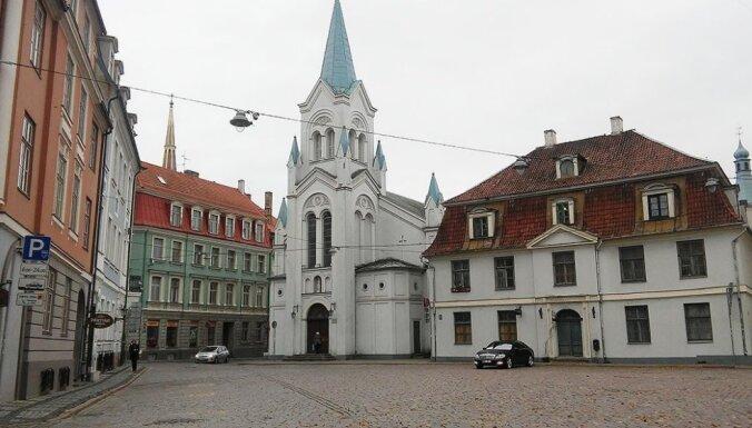 Septiņas senās baltu spēka vietas Rīgā
