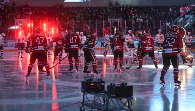 KHL sadala vietas – čempioni netiek noteikti; Rīgas 'Dinamo' finišē priekšpēdējie