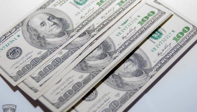 В Риге задержаны еще три распространителя фальшивых долларов