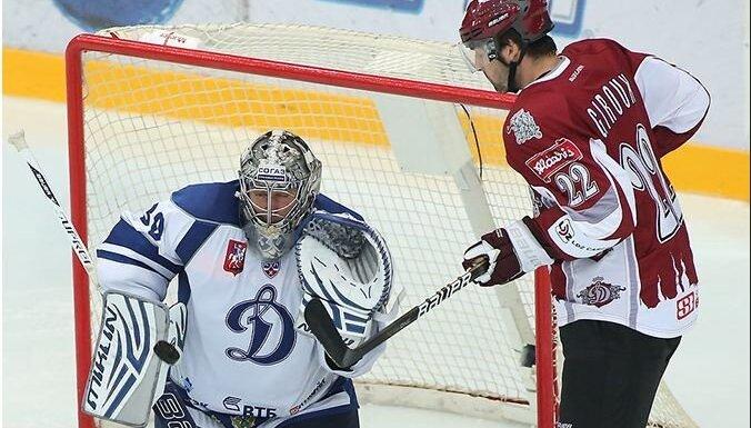 Žirū: biju priecīgs saņemt piedāvājumu no Rīgas 'Dinamo'