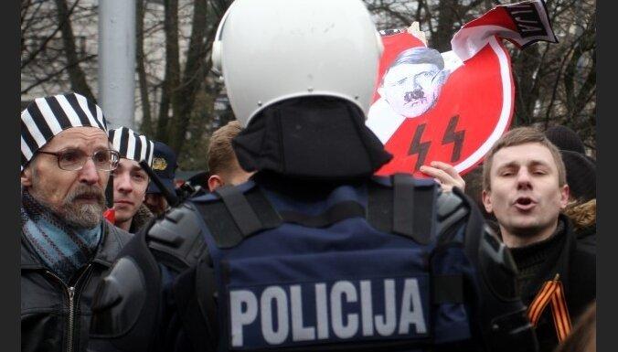 Латвия— лидер постсоветкого пространства по недовольству институтами власти