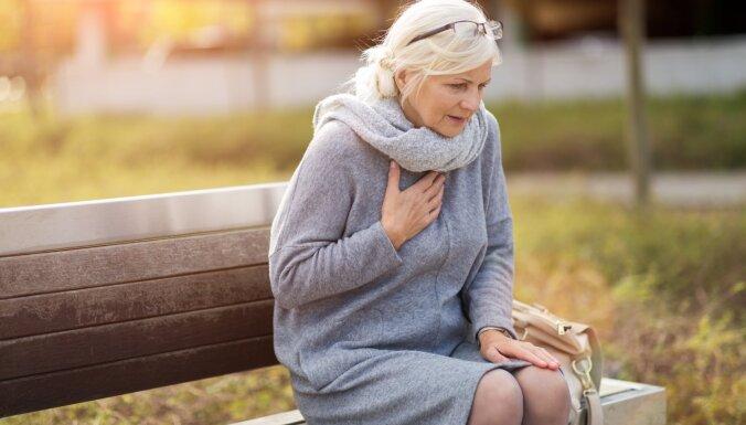 3х3: Простые и быстрые упражнения, чтобы оценить риск инфаркта и инсульта