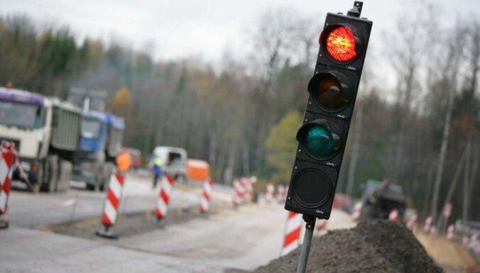 Из-за дорожно-ремонтных работ на многих автодорогах введены ограничения