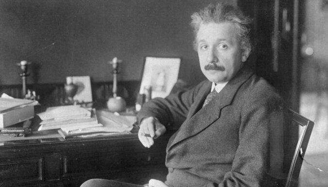 Письмо Эйнштейна о соглашении Гитлера и Чемберлена выставлено на продажу