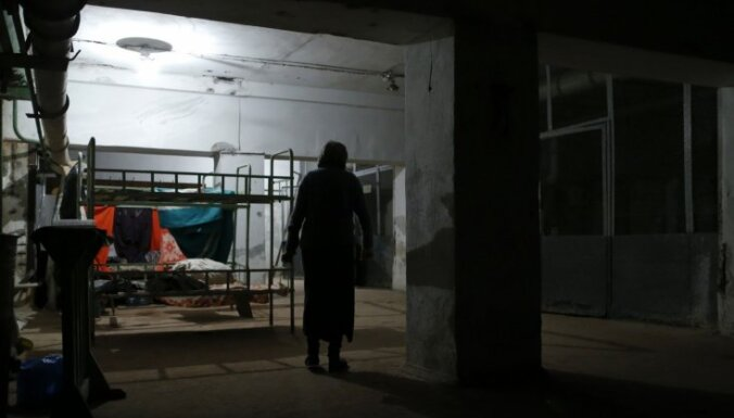 No Ukrainas austrumiem bēgļu gaitās devušies vairāk nekā miljons cilvēku